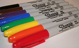 Standard Color Set Sharpie 8-pk