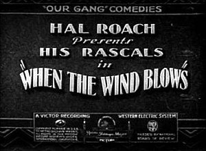 When the Wind Blows (1930 film)