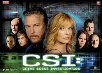 CSI: Crime Scene Investigation (pinball)
