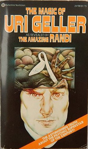 James Randi's The Truth About Uri Geller (1982)