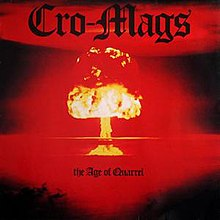 Cro-Mags – The Age Of Quarrel