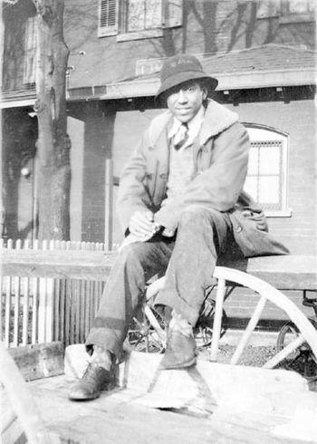 Langston Hughes Lincoln University 1928
