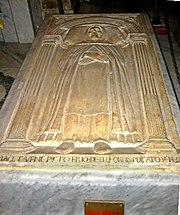 Tomb of Fra Angelico, Santa Maria sopra Minerva, Rome