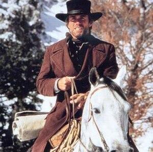 "Clint Eastwood as ""Preacher"""