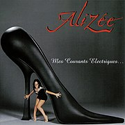 Mes Courants Électriques album cover. Sample: J'ai pas vingt ans