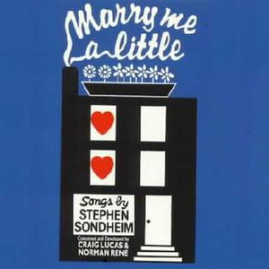 Marry Me A Little (musical)