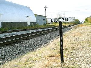 Liberal, MO.
