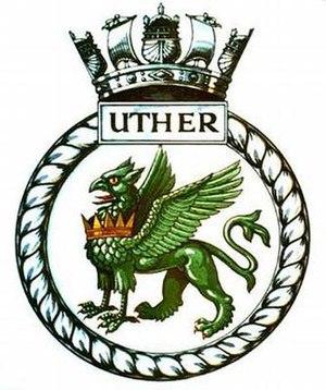 HMS Uther (P62)