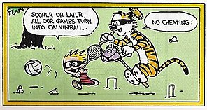 Calvin And Hobbes Wikipedia