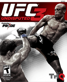 UFC Undisputed 3 Wikipedia