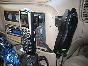 Mirs iDEN hardware by Motorola