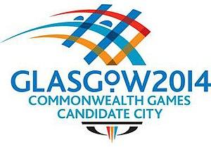 Glasgow bid logo