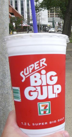 1.2 L Super Big Gulp