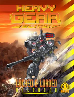 Cover of the Heavy Gear Blitz! Locked & Loaded...