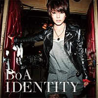CD+DVD Version of BoA's 7th Japanese album 'IDENTITY'