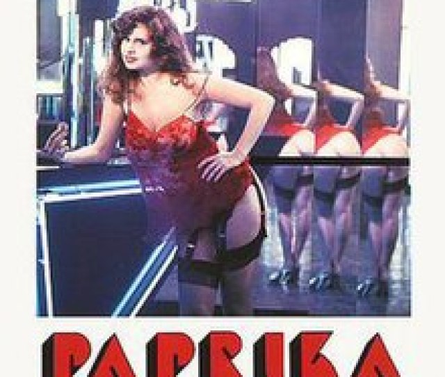 Paprika Filmposter Jpeg Theatrical Release Poster Directed By Tinto Brass