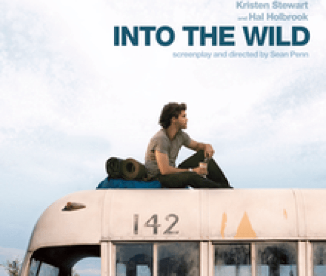 Into The Wild  Film Poster Png