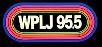 The WPLJ logo from the late 1970's.