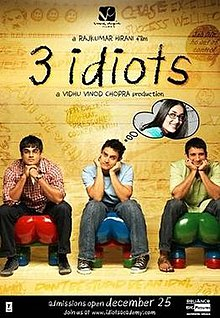 Image result for 3 idiots movie