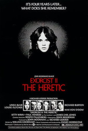 Exorcist II: The Heretic