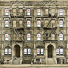 The front of a brownstone