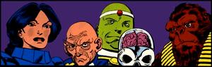 The Brotherhood of Evil at its original Doom P...