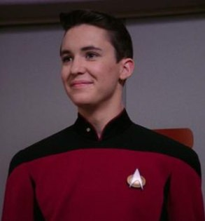 Portrait of a Character – Wesley Crusher