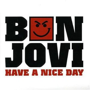 Have a Nice Day (Bon Jovi song)