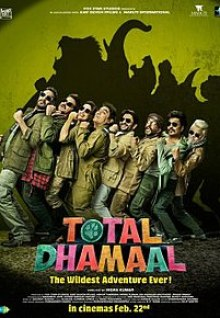 Total Dhamaal full movie download filmywap