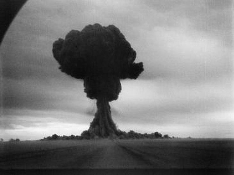 29 août 1949 - URSS - Bombe Atomique