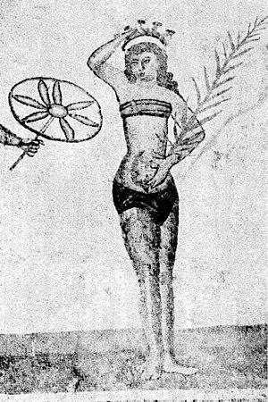 Roman bikini 3