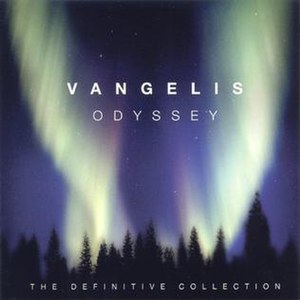 Odyssey: The Definitive Collection album cover