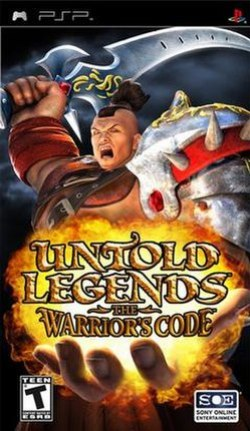 Untold Legends - The Warrior's Code.jpg