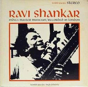 In London (Ravi Shankar album)