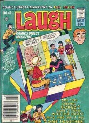 Laugh Comics Digest