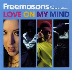 Love on My Mind (Freemasons song)