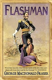 Cover of Flashman from wikipedia