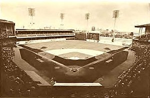 Shibe Park aka Connie Mack Stadium