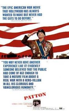 Patton: 1970 Best Picture winner