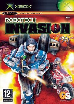 Robotech Invasion Wikipedia