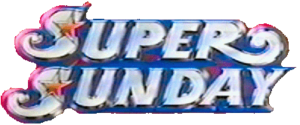 The Super Sunday logo.