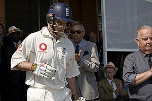 England captain Andrew Strauss was rested for ...