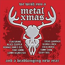 We Wish You A Metal Xmas And A Headbanging New Year