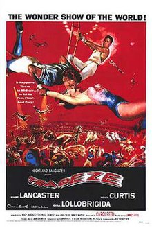 Trapeze Film Wikipedia