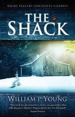 The Shack front book cover
