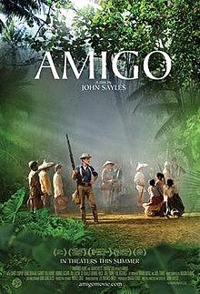 220px AMIGO Poster Theatrical Film: Amigo.