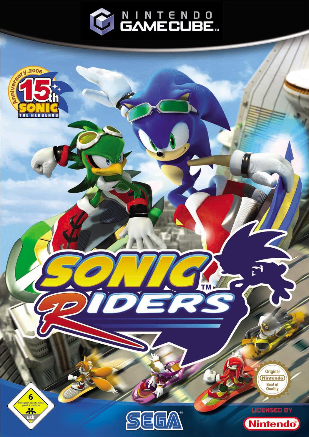 Sonic Riders Wikipedia