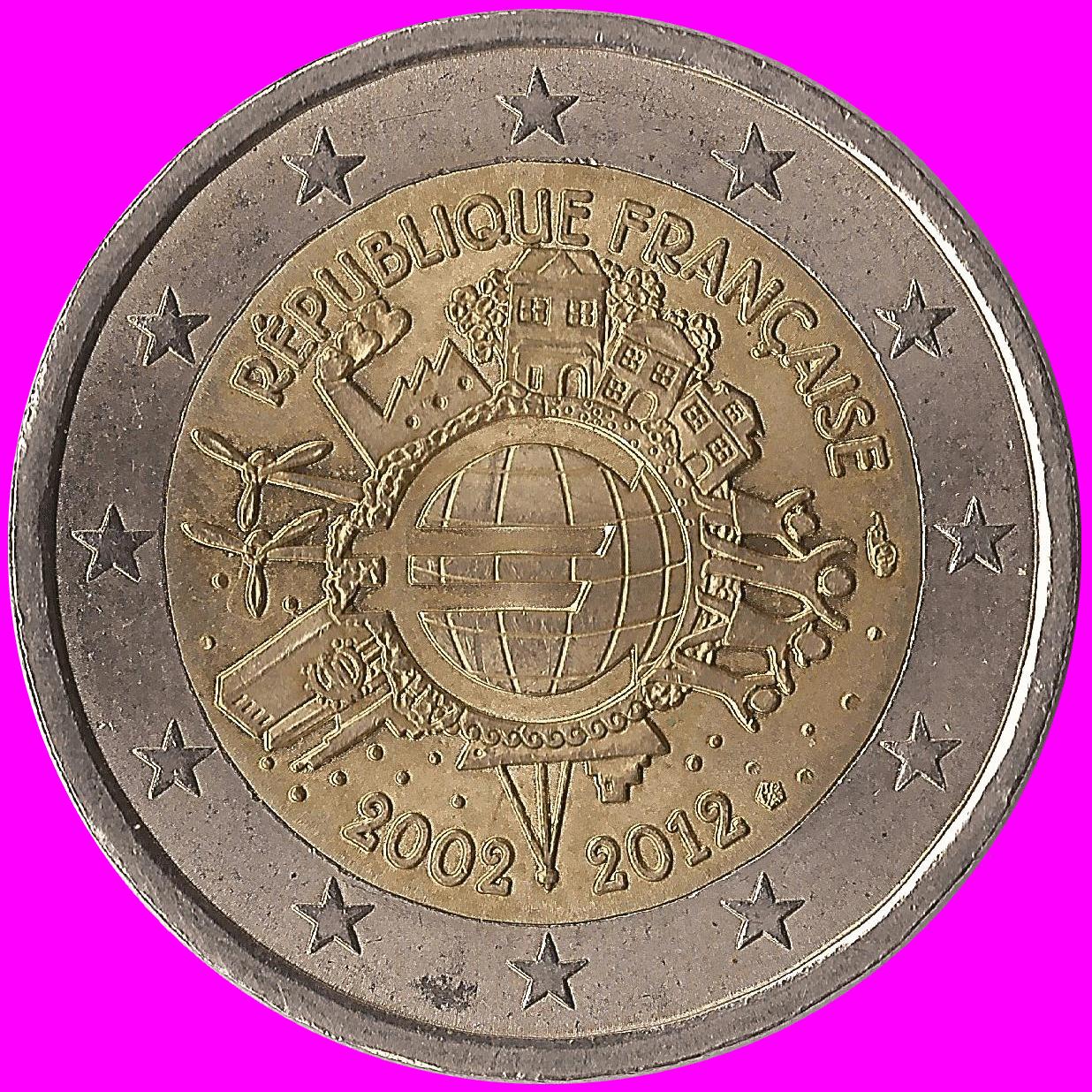 pieces en euro de la france wikipedia