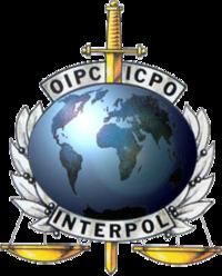 Logo d'Interpol