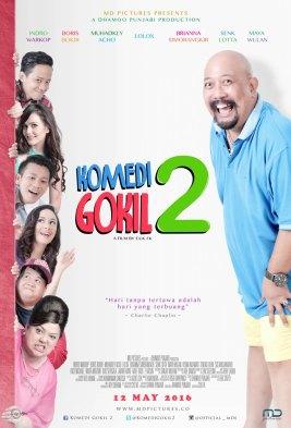 Komedi Gokil 2 (2016) WEB-DL Full Movie
